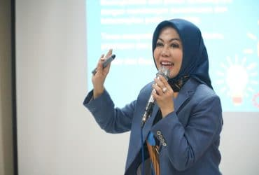 Workshop Public Speaking di UNISMA Bekasi