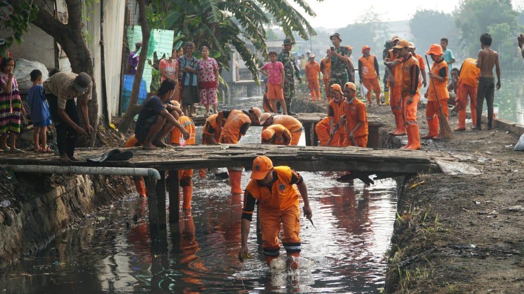 Pasukan Orange Situ Rawa Bebek