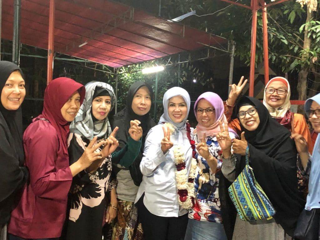 Warga Pondok Mitra Lestari Gelar Syukuran Perbaikan Tanggul Sungai Bekasi