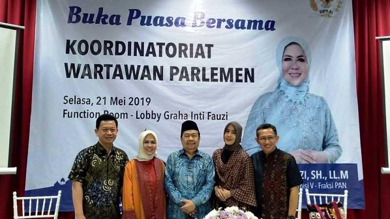 Intan Fauzi: Wartawan Pembawa Pesan Damai Bagi Masyarakat