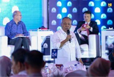 Menteri Basuki: Ketahanan Air Sangat Penting untuk Mendukung Daya Saing Bangsa