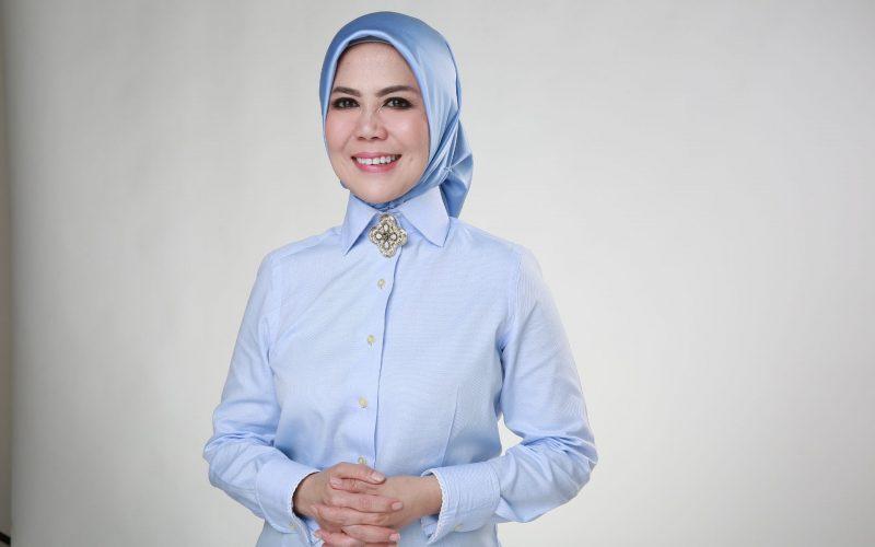 Ketua DPP Partai Amanat Nasional (PAN) Hj Intan Fitriana Fauzi, SH, LLM