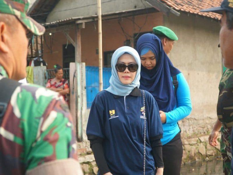 Kerja Bakti Bersama Situ Rawa Bebek (Kodam Jaya - Kodim ( (24)