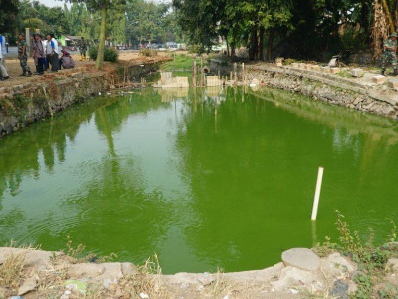 Kerja Bakti Bersama Situ Rawa Bebek (Kodam Jaya - Kodim ( (43)