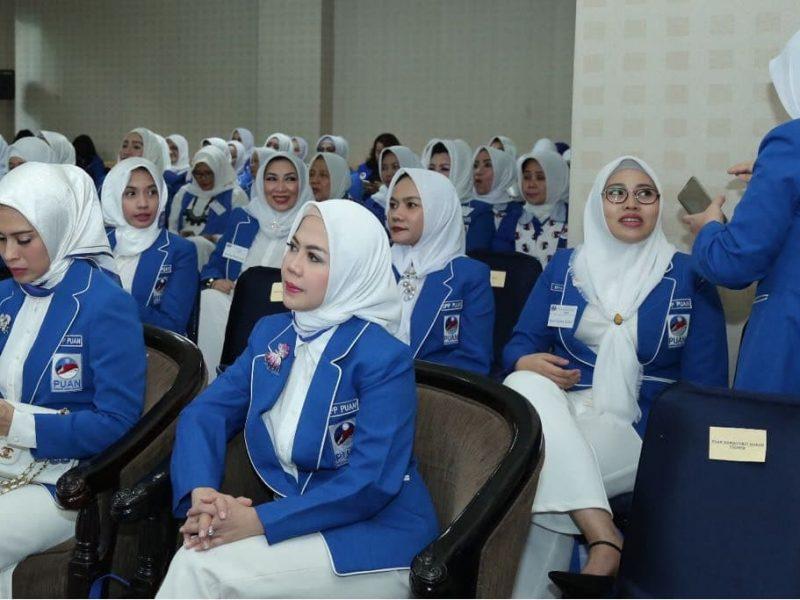 Latihan Kader Perempuan Amanat Nasional (PUAN) (5)