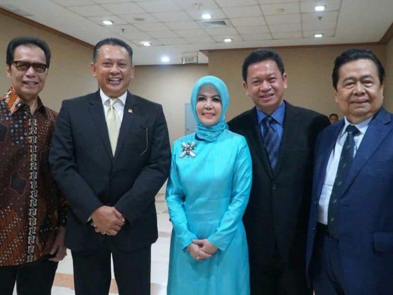 Pelantikan Intan Fauzi sebagai anggota DPR RI (10)