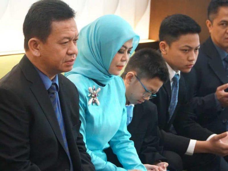 Pelantikan Intan Fauzi sebagai anggota DPR RI (11)
