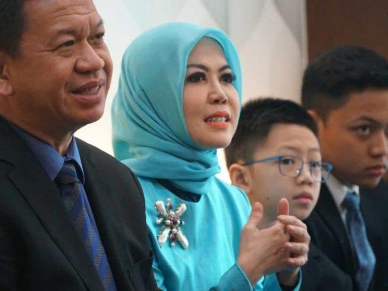 Pelantikan Intan Fauzi sebagai anggota DPR RI (12)