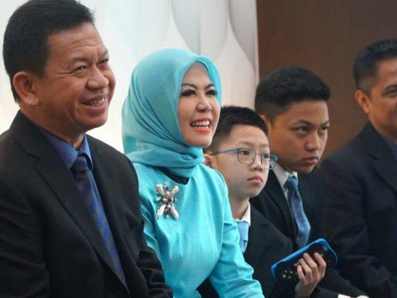 Pelantikan Intan Fauzi sebagai anggota DPR RI (13)