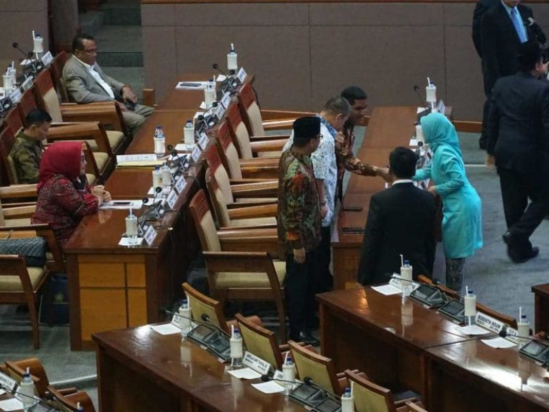 Pelantikan Intan Fauzi sebagai anggota DPR RI (21)
