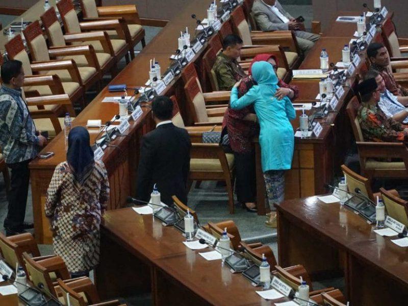 Pelantikan Intan Fauzi sebagai anggota DPR RI (22)