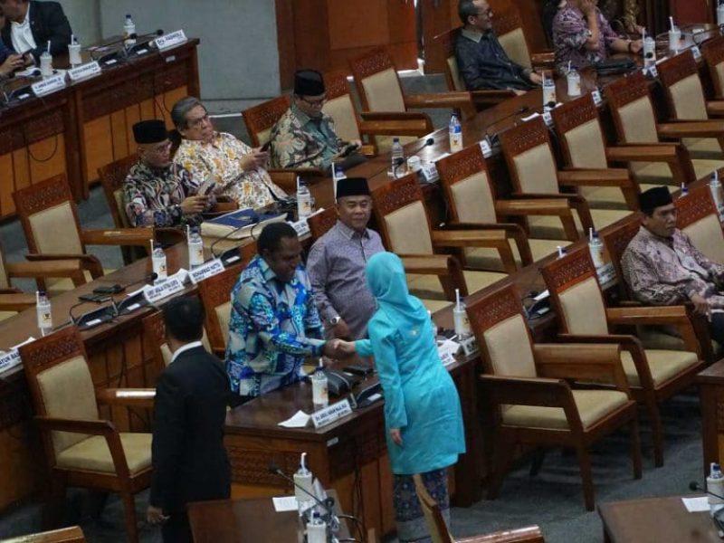 Pelantikan Intan Fauzi sebagai anggota DPR RI (23)