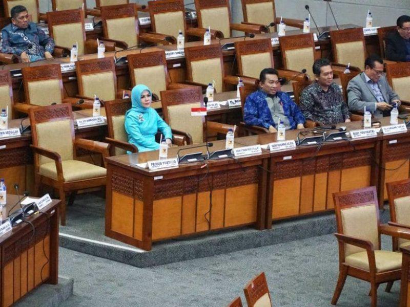 Pelantikan Intan Fauzi sebagai anggota DPR RI (24)