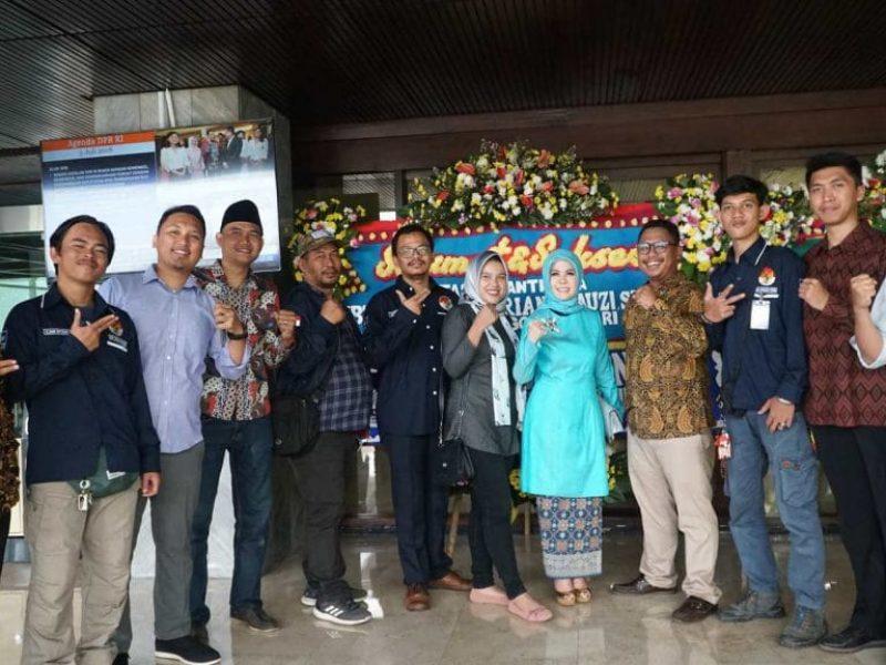 Pelantikan Intan Fauzi sebagai anggota DPR RI (4)