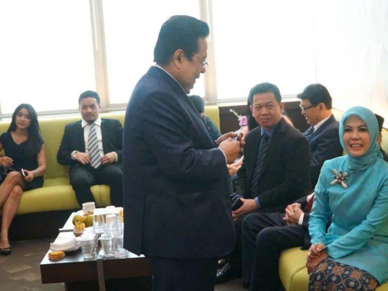 Pelantikan Intan Fauzi sebagai anggota DPR RI (5)