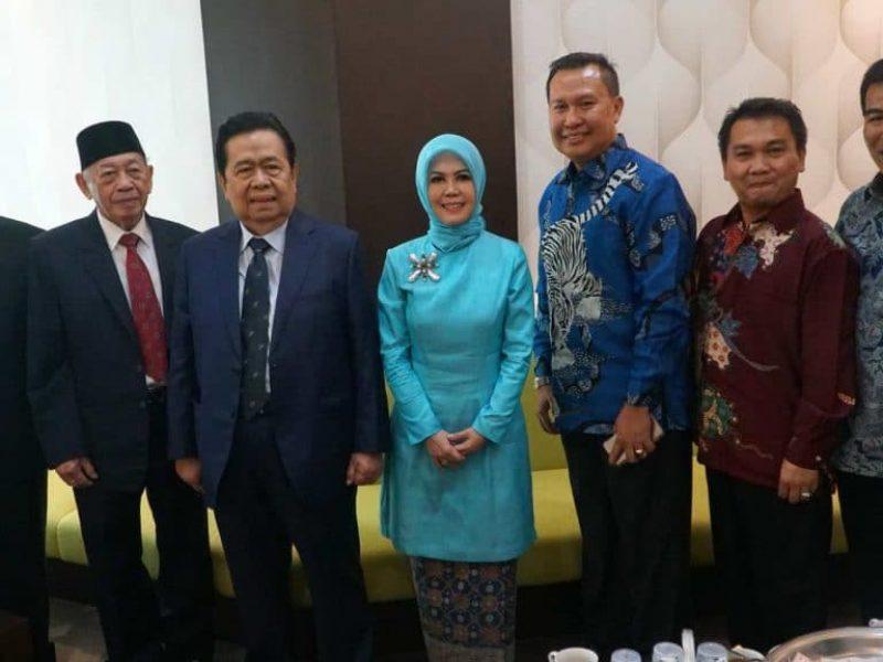 Pelantikan Intan Fauzi sebagai anggota DPR RI (6)