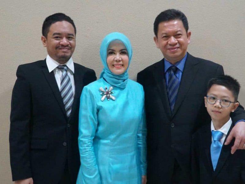 Pelantikan Intan Fauzi sebagai anggota DPR RI (7)