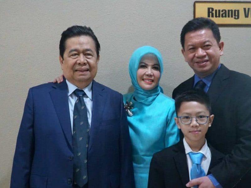 Pelantikan Intan Fauzi sebagai anggota DPR RI (8)