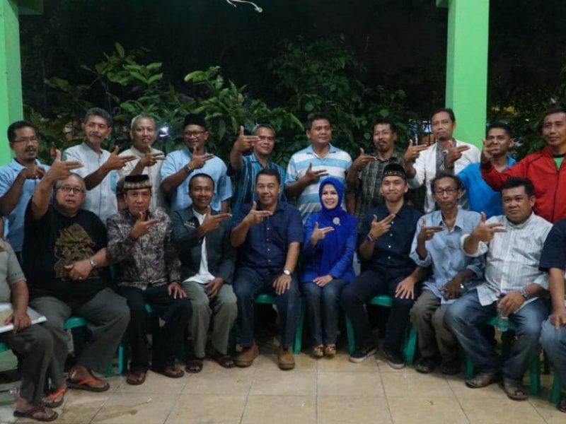 Silaturahmi & Serap Aspirasi Bersama Masyarakat Ciketing Udik (1)