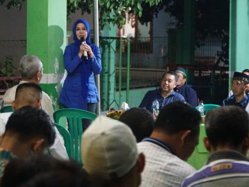 Silaturahmi & Serap Aspirasi Bersama Masyarakat Ciketing Udik (10)