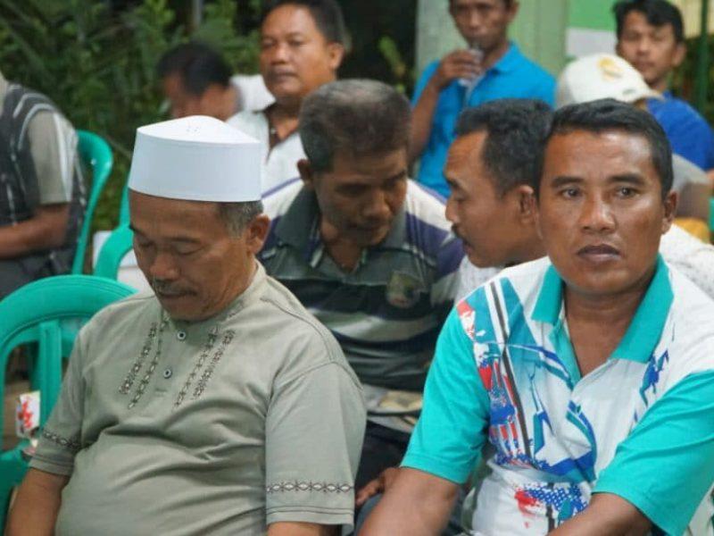 Silaturahmi & Serap Aspirasi Bersama Masyarakat Ciketing Udik (13)