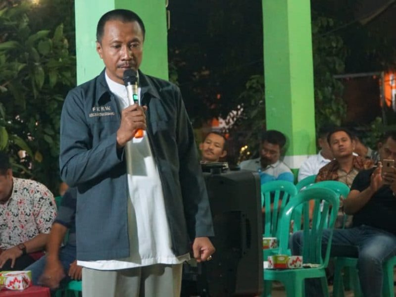 Silaturahmi & Serap Aspirasi Bersama Masyarakat Ciketing Udik (4)