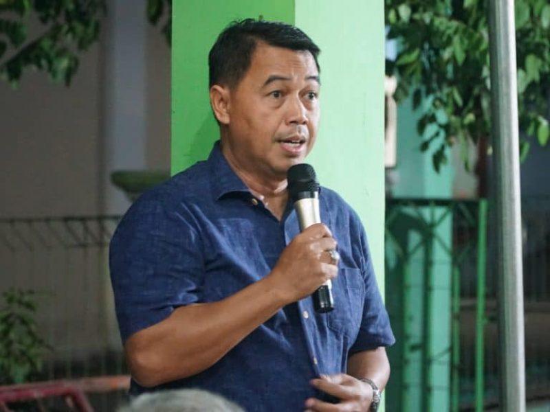 Silaturahmi & Serap Aspirasi Bersama Masyarakat Ciketing Udik (6)