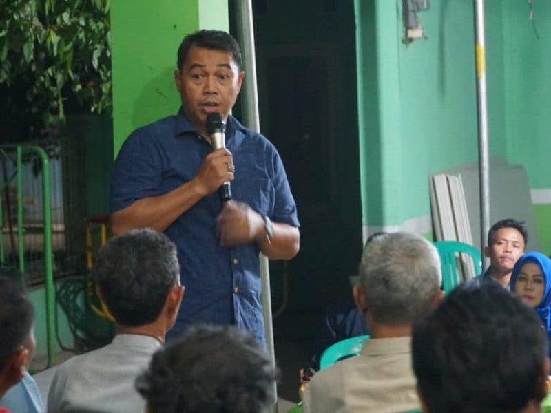 Silaturahmi & Serap Aspirasi Bersama Masyarakat Ciketing Udik (8)