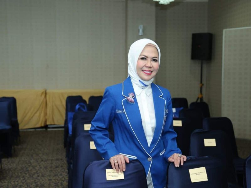 Ketua DPP PAN, Intan Fitriana Fauzi, SH, LLM