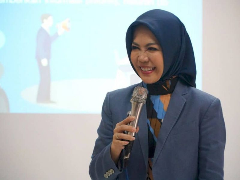 Workshop Public Speaking di UNISMA Bekasi (6)